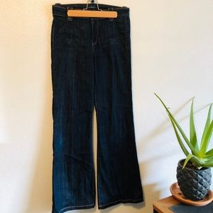 7 For All Mankind Sailor Flares